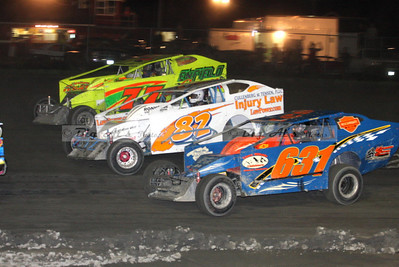 Canaan Dirt Speedway 08/30/13