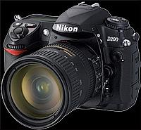 Nikon D200 DSLR