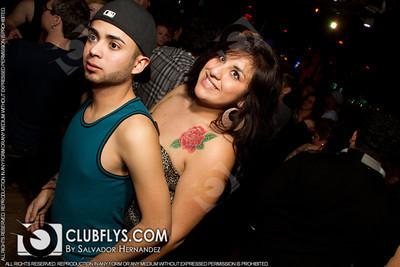2012-01-09 [Club Unzipped ft. Gilbert's Black Out Birthday Party, Aldos Nightclub, Fresno, CA]
