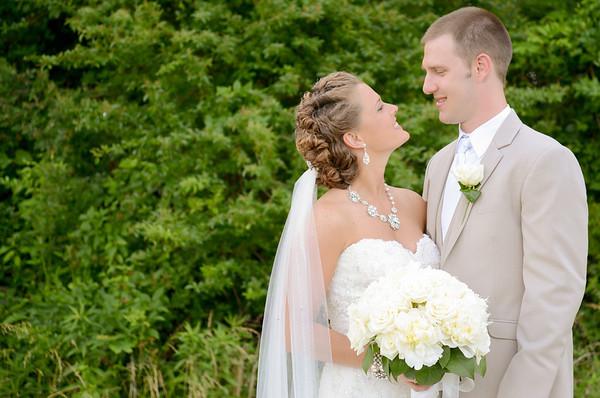 Mr. + Mrs. Ryan Blankenship