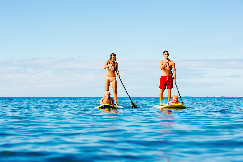 5 Incredible Things to Do in New Caledonia: Stand-up paddle boarding