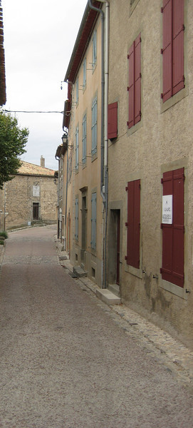 France Languedoc Wine 2011