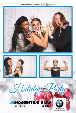 Momentum BMW West Holiday Party 12-12-13 12-12-13