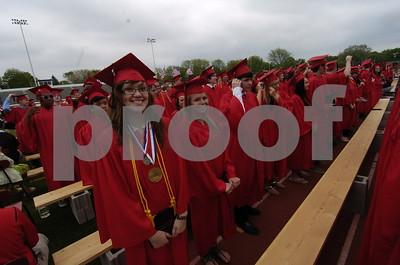 Fort Dodge Senior High Commencement