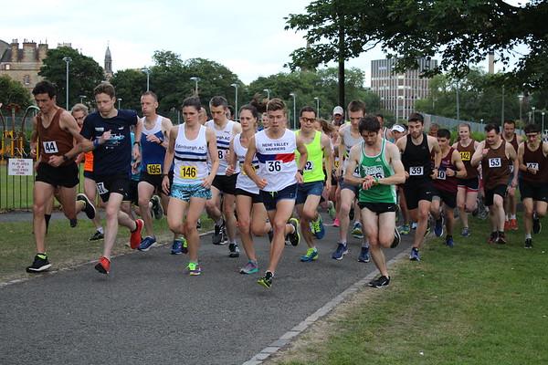 Sri Chinmoy Races 5k, 4 July 2018