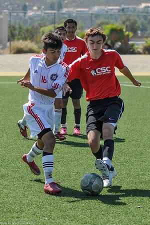 Crusaders Cup (BU-16) 7-14-2012