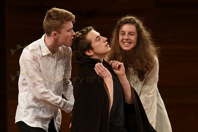 Logan Park High School: Macbeth - Act I sc v, Act V sc i