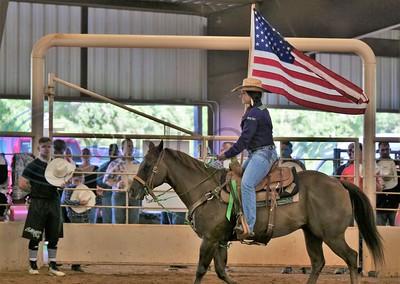 Cross Brand Cowboy Church Rodeo by Bruce Bean & Sandra Boynton