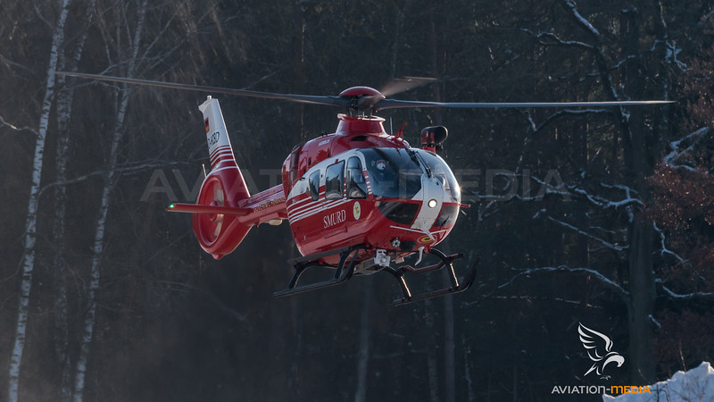 Romania - Emergency Rescue Service (SMURD) / Airbus Helicopters H135 / D-HCBD
