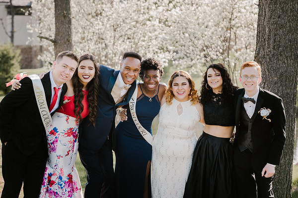 Gillford Prom Photos at RVC