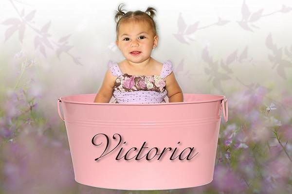Victoria - 15 Months