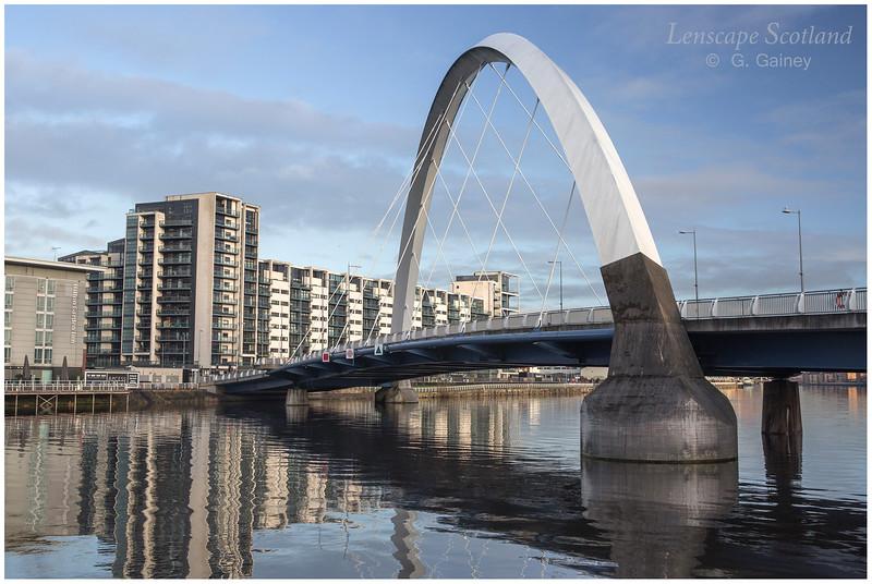 Clyde Arc bridge 1