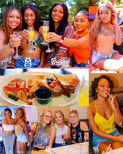 BOUJEE BRUNCH @ LILY'S 8-15-21