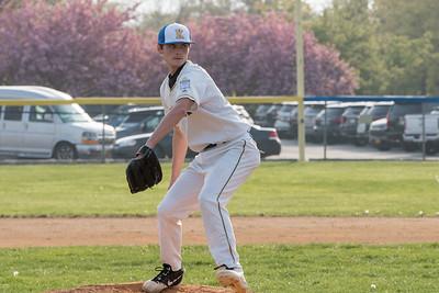 Junior Varsity A Baseball - 2021