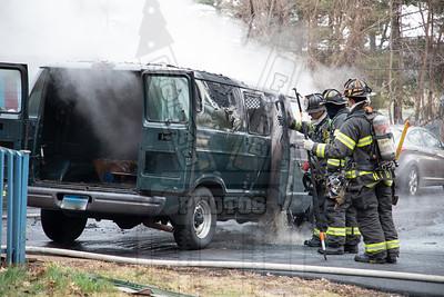 Hartford, Ct Auto fire 12/31/18