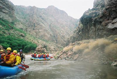 2009 May Rafting