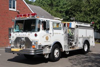 Apparatus shoot - Belltown Vol. Fire Department