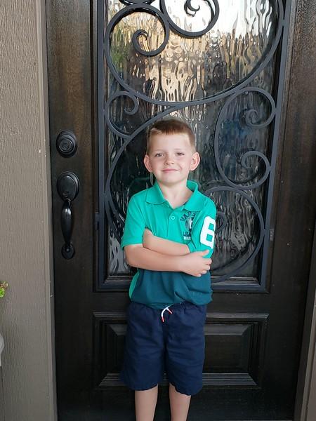 Tyler | Kindergarten | Akin Elementary School