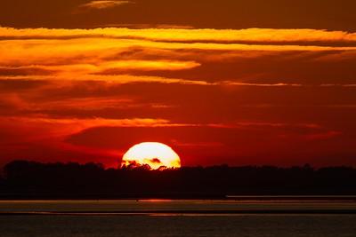 Edisto Sunsets