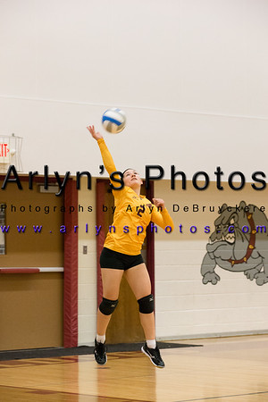 LPHT Volleyball vs PACT