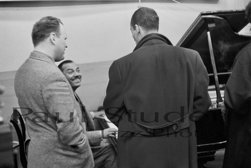 Louis Armstrong recording sessions 58