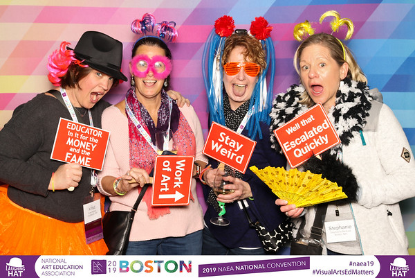 NAEA National Convention (Boston, MA)