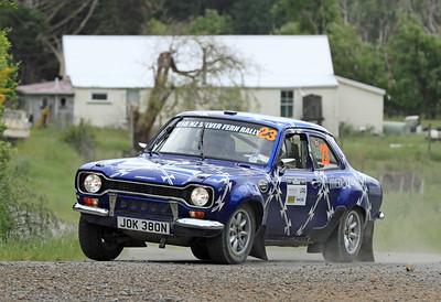 Silver Fern Rally 2018