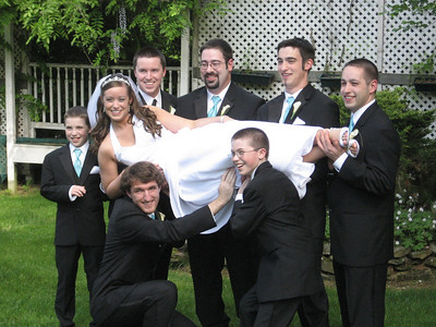 Justin and Marissa's Wedding