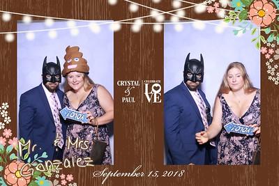 Clementi Johnson Wedding