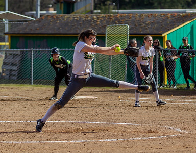 Game two, Fastpitch v Darrington 03/16/2019