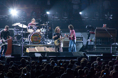Pearl Jam at the Spectrum 10-30-2009