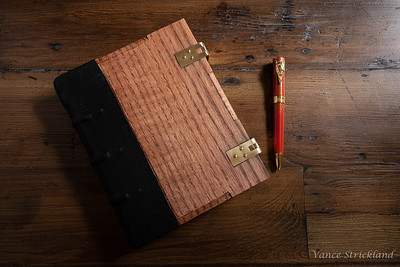 2019 Leather Bookbinding Project