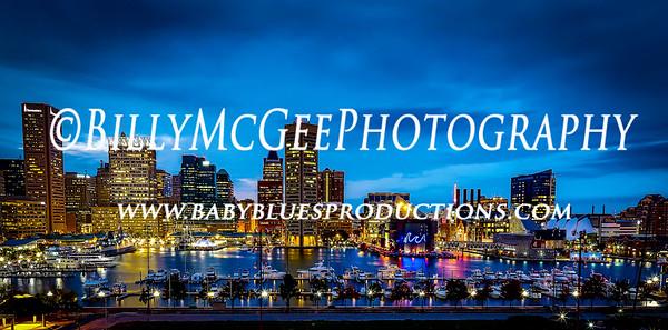 Baltimore Inner Harbor - 18 Oct 2012