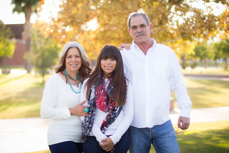 Montgomery Family - November, 2014
