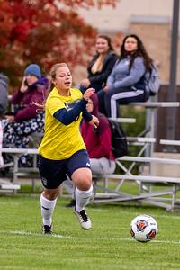 Women's Soccer vs Northwestern 2020