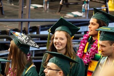 Katie Cal Poly Graduation 2017