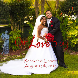 Rebekah + Garrett's Wedding Album