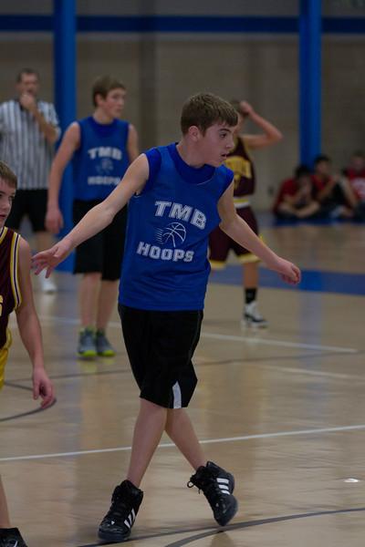 12-1-2012 TMB 7th & 8th Grade vs. Ellsworth