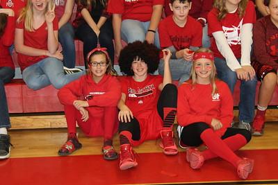 Spirit Week - Wear Red Day