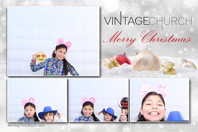 Vintage Church Christmas Event