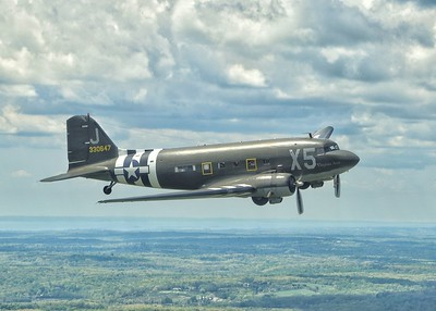 C-53 D-Day Doll / Oxford>New Haven>Oxford 5/16/19