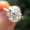1.31ct Old European Cut Diamond GIA K, SI1 11