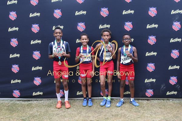 2017 AAU Jr Olympics_4x800m Relay