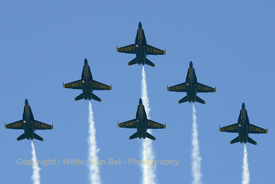"My own photos of ""The Blue Angels"""