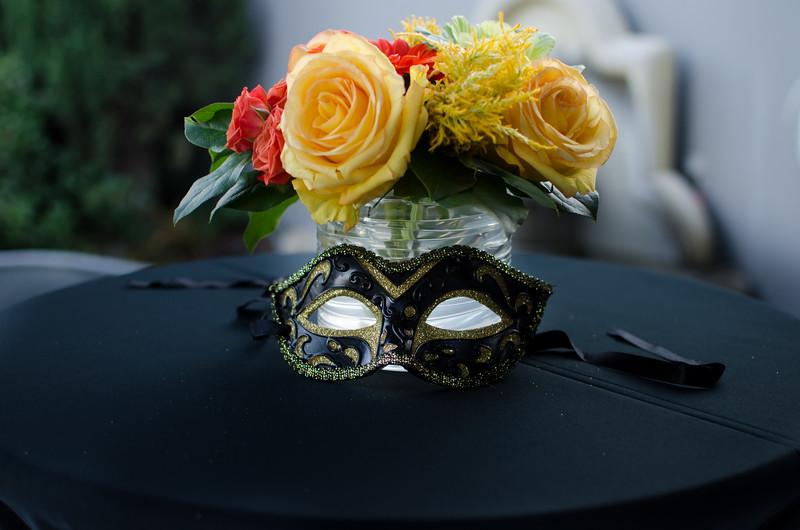Telos Masquerade Party