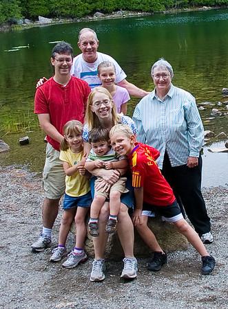 Acadia National Park Maine Aug. 2011