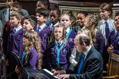 Barnardos Carol Concert 2016 Westminster Cathedral
