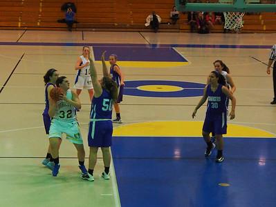 Girls JV Basketball 2/4/14