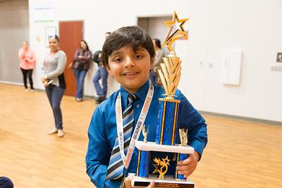 Elementary Science Fair awards