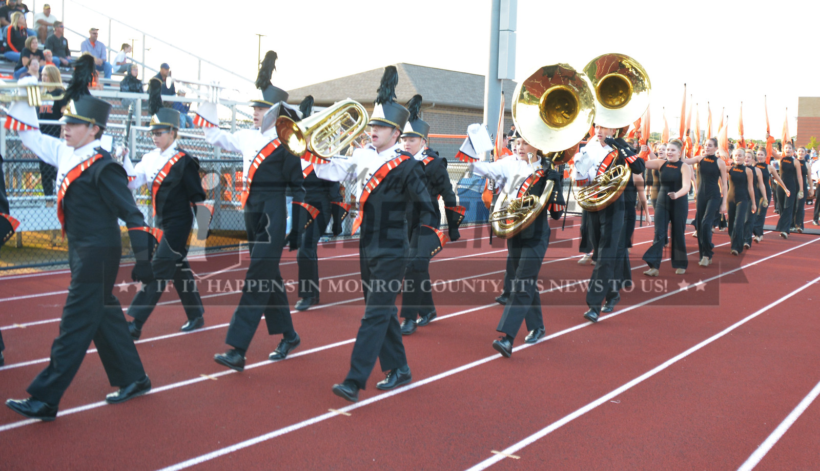 WHS Marching Bulldogs 2017